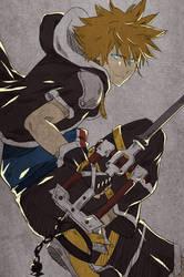 Kingdom Hearts III by MrLipschutz