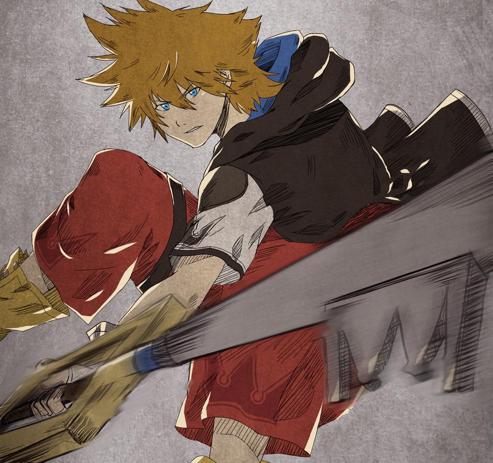 Sora: Limit Form - Sonic Blade by MrLipschutz