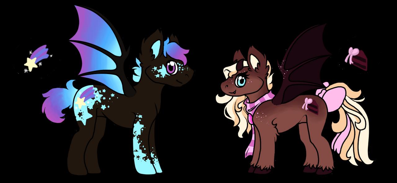 Bat Pony Contest Entry by Falkzii
