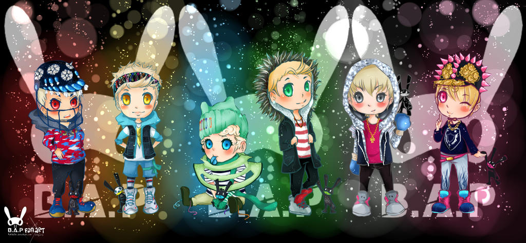 Stop It chibi B A P by  B.a.p Chibi