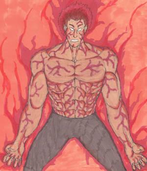 Powers: Berserker Rage