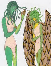 Beast of sin: Gorgons