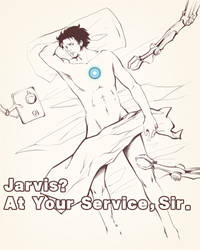 at your service by Seventing