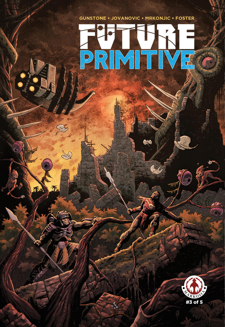 Future Primitive #3 by KowboyK