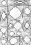 lines making circles
