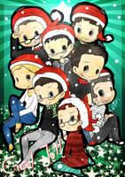 Happy GHS christmas! by Joki-Art