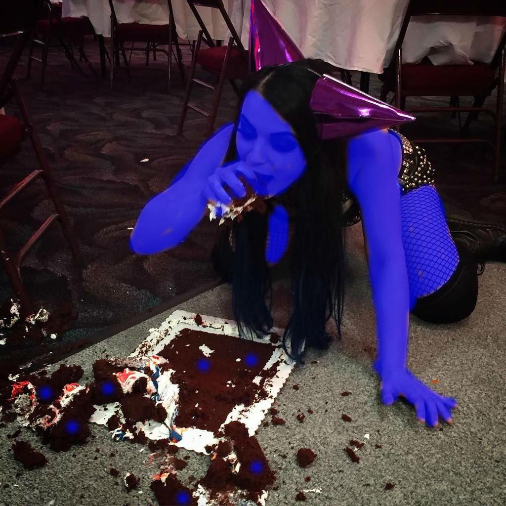 Blueberry Cake by scotishjoker1edits