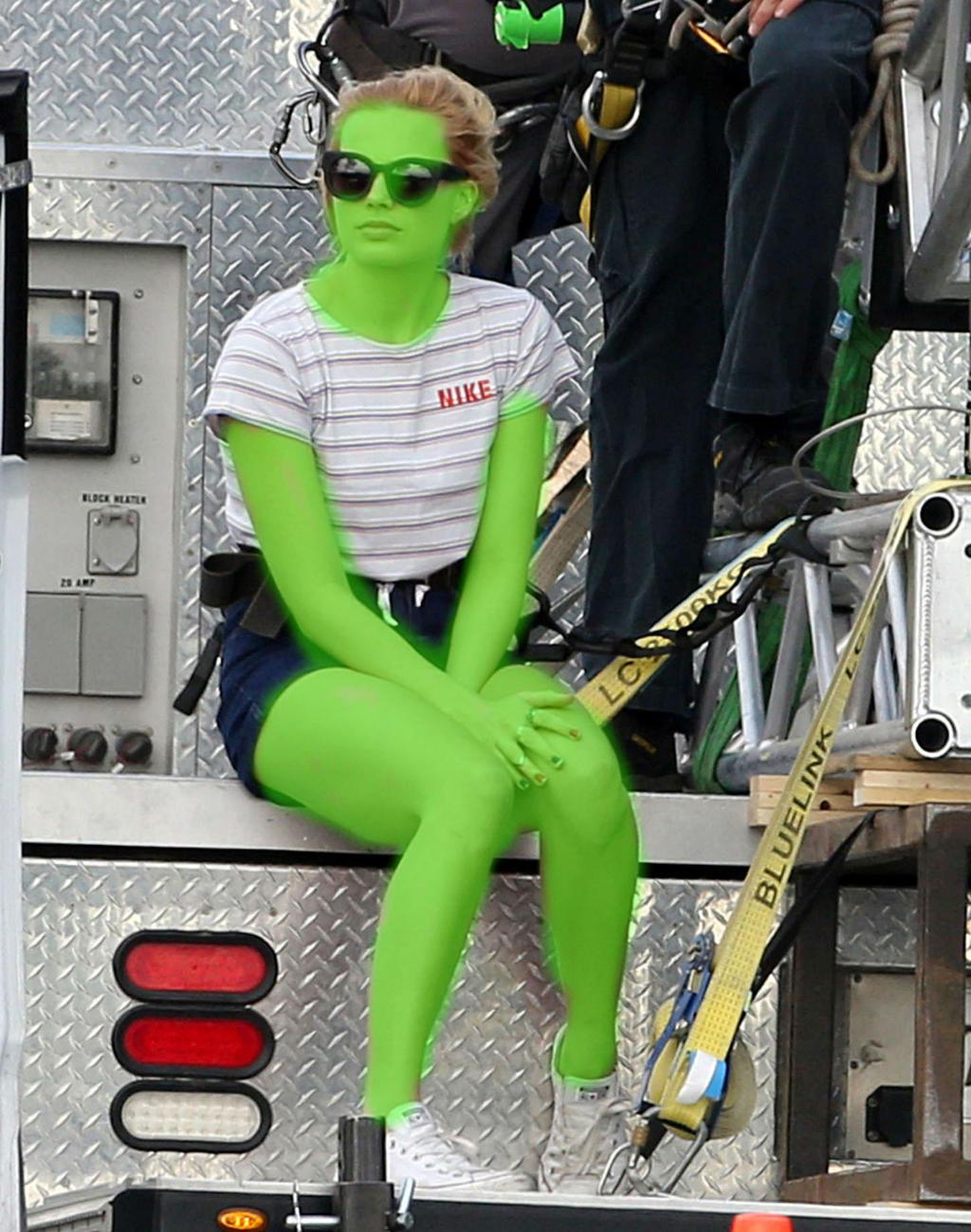 Feeling A Little Green by scotishjoker1edits