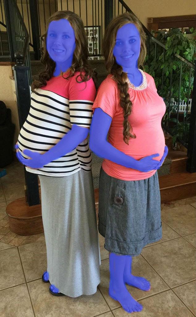 Pregnant Sisters by scotishjoker1edits