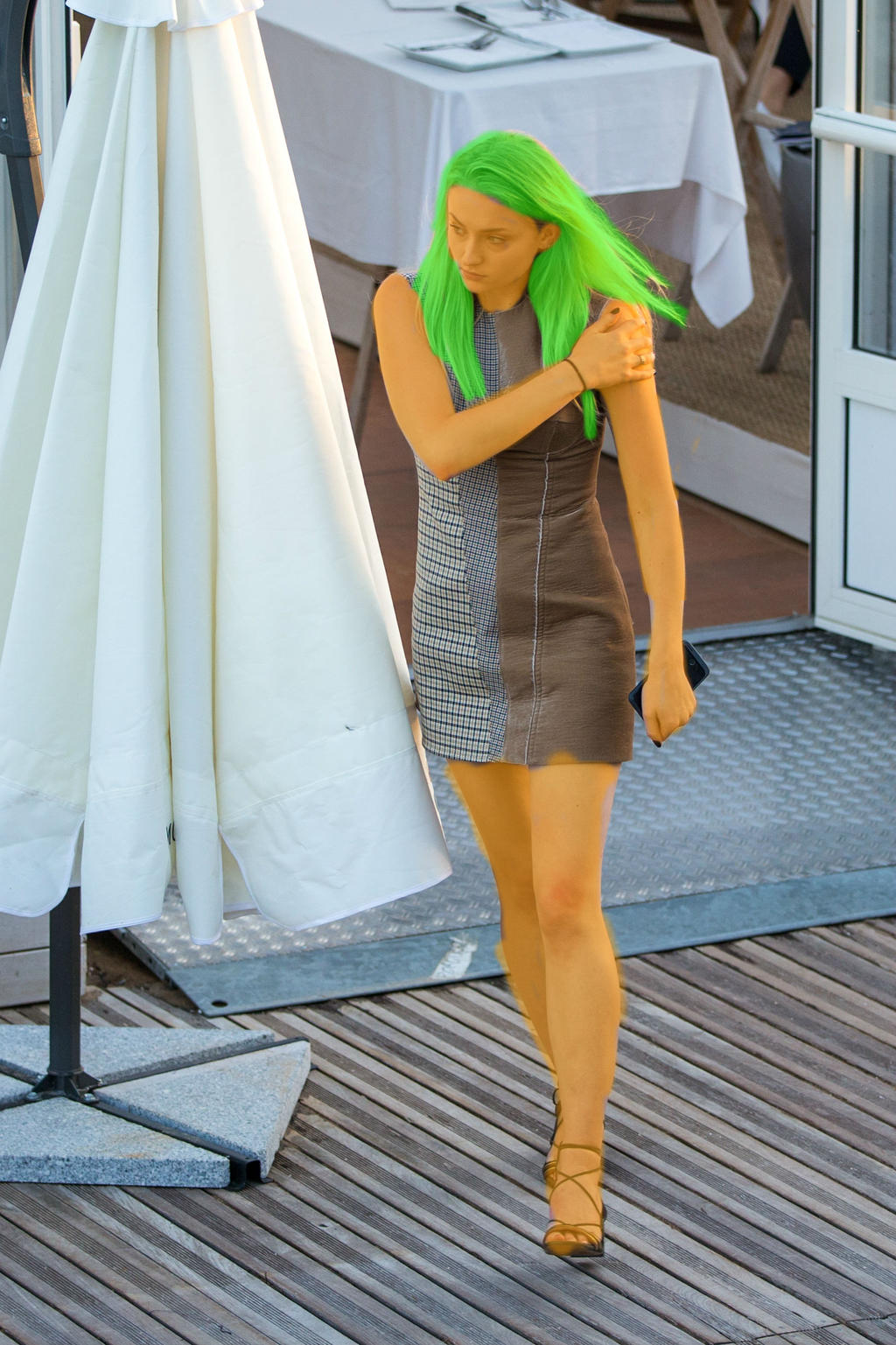 Loompa Girl Sophie Turner by scotishjoker1edits