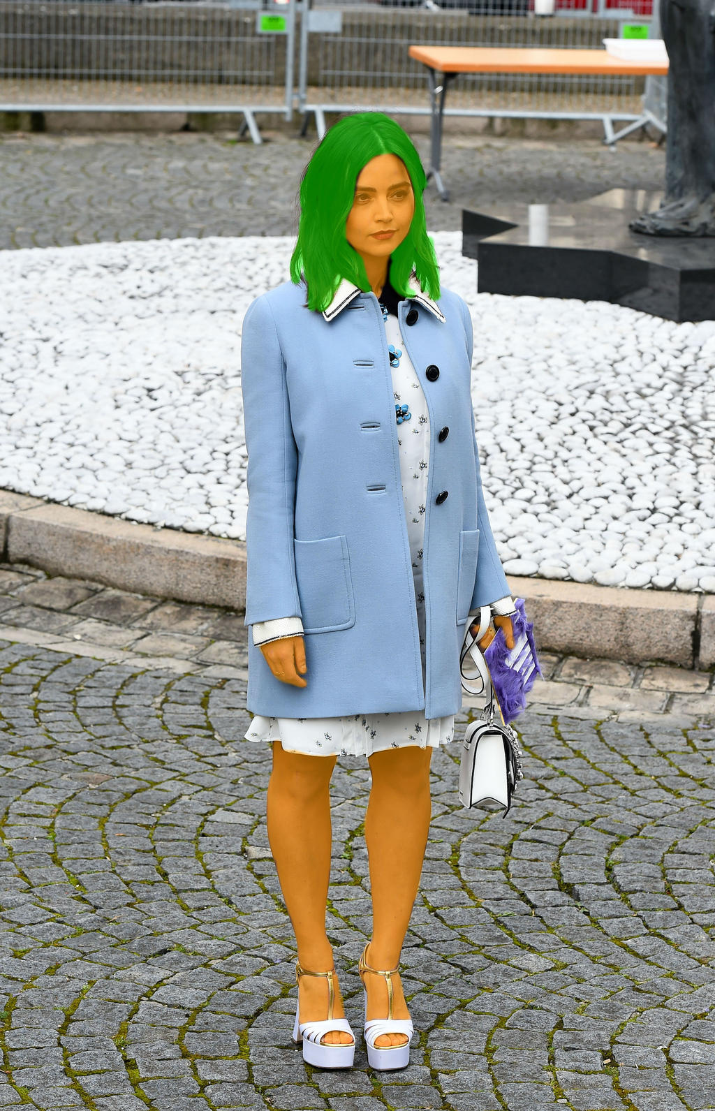 Loompa Girl Jenna Coleman by scotishjoker1edits