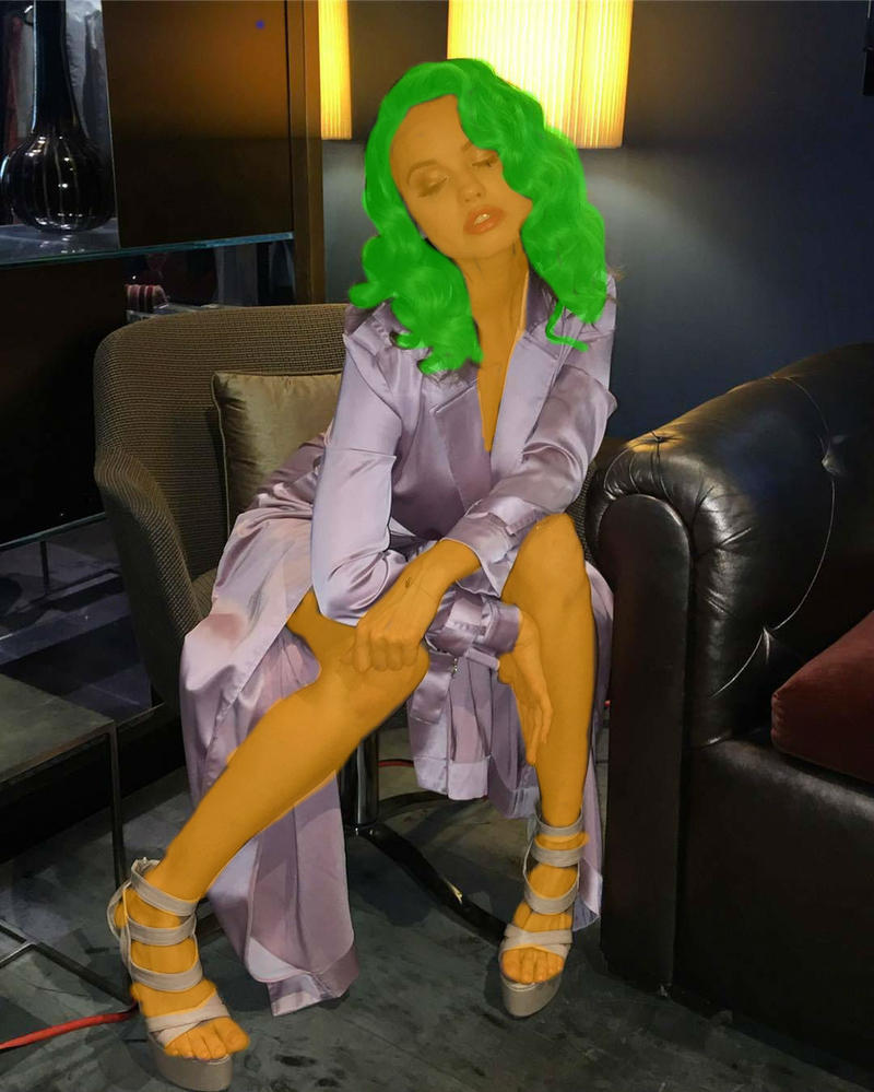 Loompa Girl Debby Ryan by scotishjoker1edits