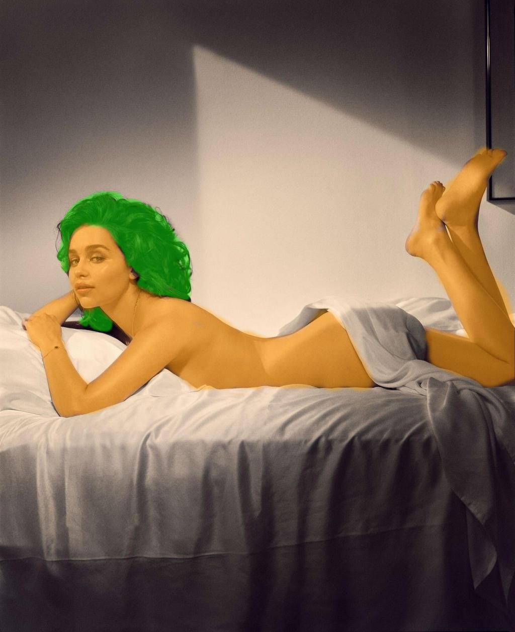 Lompa Girl Emilia Clarke by scotishjoker1edits