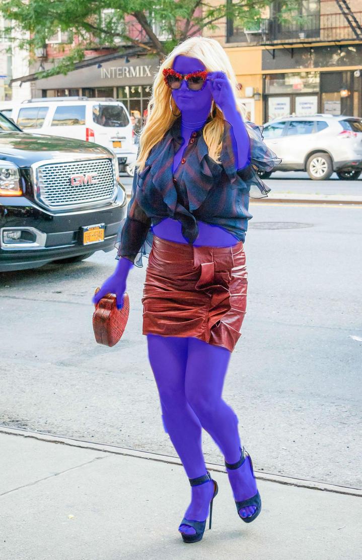 Jessica Simpson by scotishjoker1edits