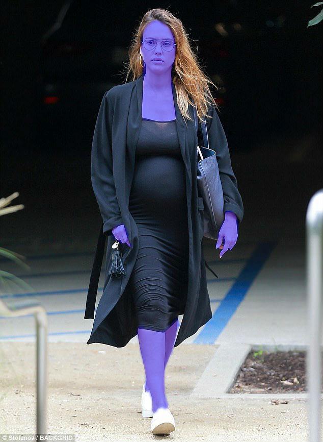 Jessica Pregnant by scotishjoker1edits