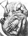 Killer Instinct,Sabrewulf and Riptor
