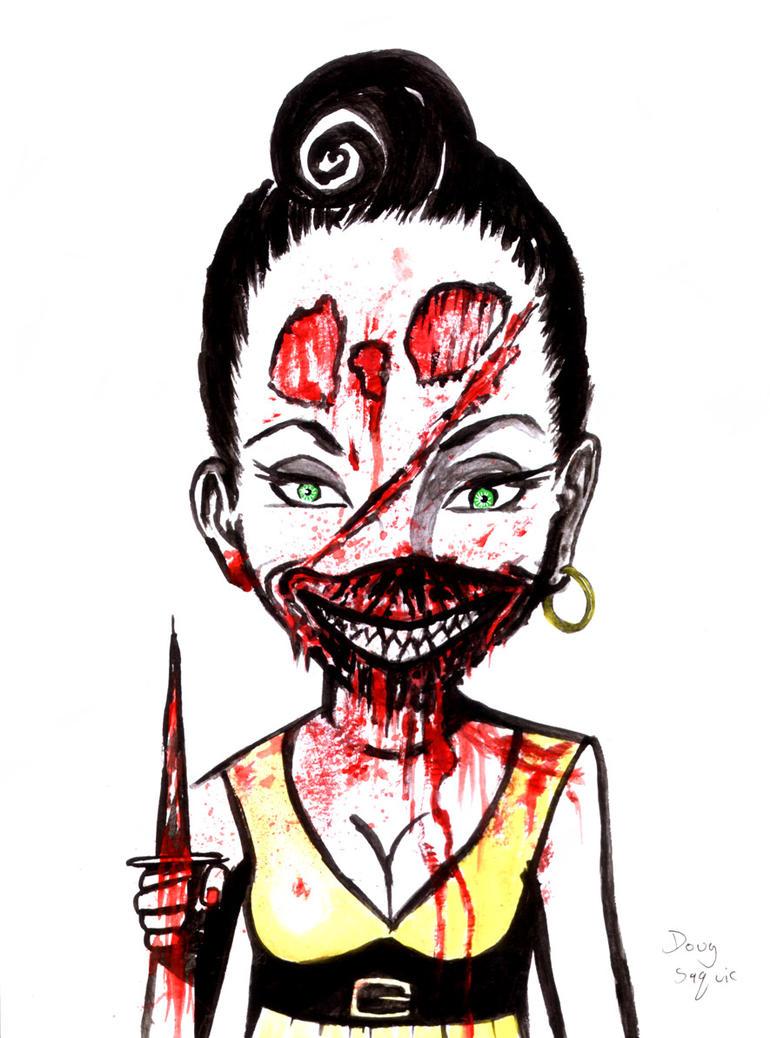 Killer Dollyz  Cherry by DougSQ