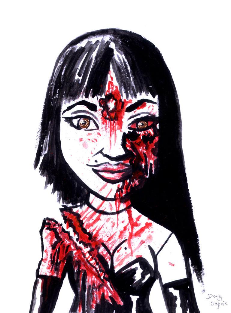 Killer Dollyz Tanya by DougSQ