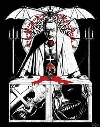 Fright Night Documentary Shirt original verison by DougSQ