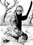 Freddy vs Jason Inks