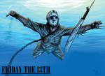 Friday the 13th Jason Nirvana  colors