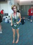 Sans Diego Comic Con 2016 IZombie by DougSQ