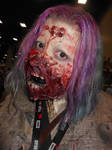 San Diego Comic Con 2016  Zombie by DougSQ