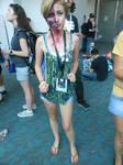 San Diego Comic Con 2016  IZombie2 by DougSQ