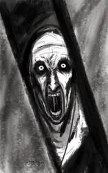 The Nun,Conjuring by DougSQ