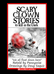 Pennywise Scary Stories To Tell In The Dark