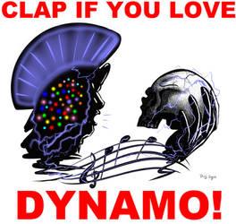 Running Man Dynamo by DougSQ