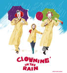 Pennywise  Clowning In The Rain 2 by DougSQ