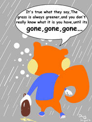Conker's Bad Fur Day ending by DougSQ