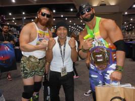 San Diego Comic Con 2019 WWE