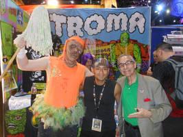 San Diego Comic Con 2019 Troma
