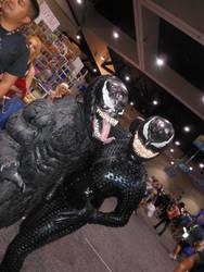 San Diego Comic Con 2019 Venom.