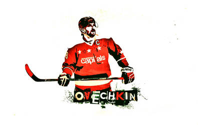 Alex Ovechkin by BrainDown