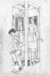 Confessional by ShyCustis