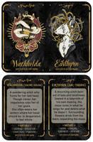 Wachholda and Eikthyrn