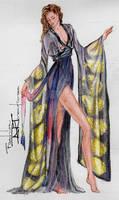 Rose's Kimono | Titanic