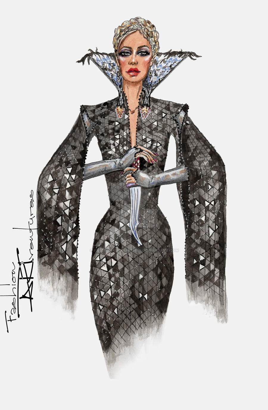 Snow White and the Huntsman- The Evil Queen by ...