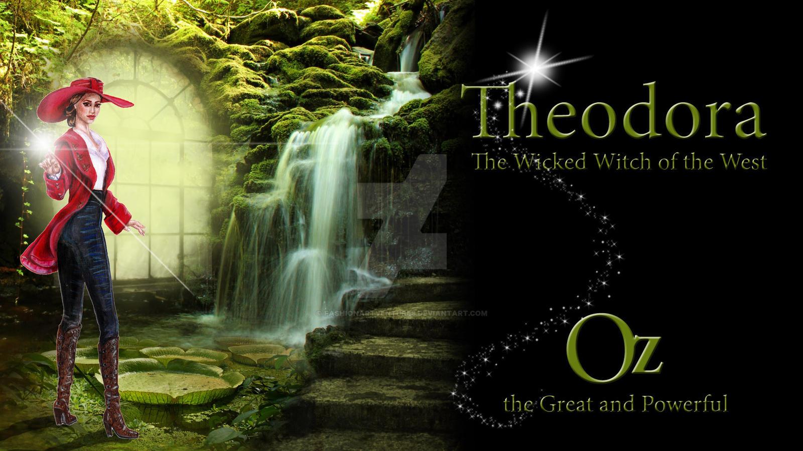Mila Kunis/Theodora:Oz the Great and Powerful by ...
