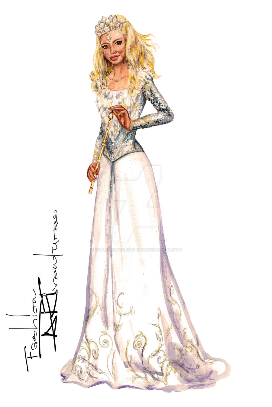 Michelle Williams/Glinda:Oz the Great and Powerful by ...