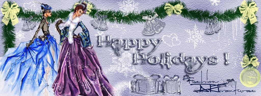 Christmas by FashionARTventures