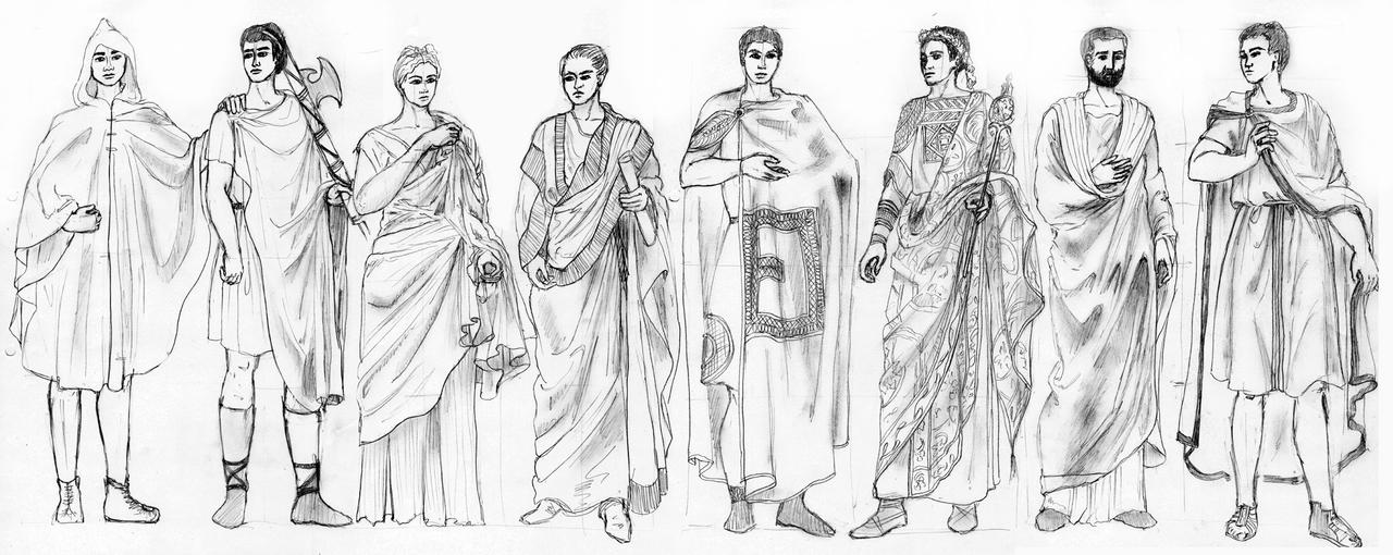 Clothing in ancient Rome - Wikipedia 9