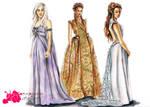 Game of Thrones Wedding Dresses