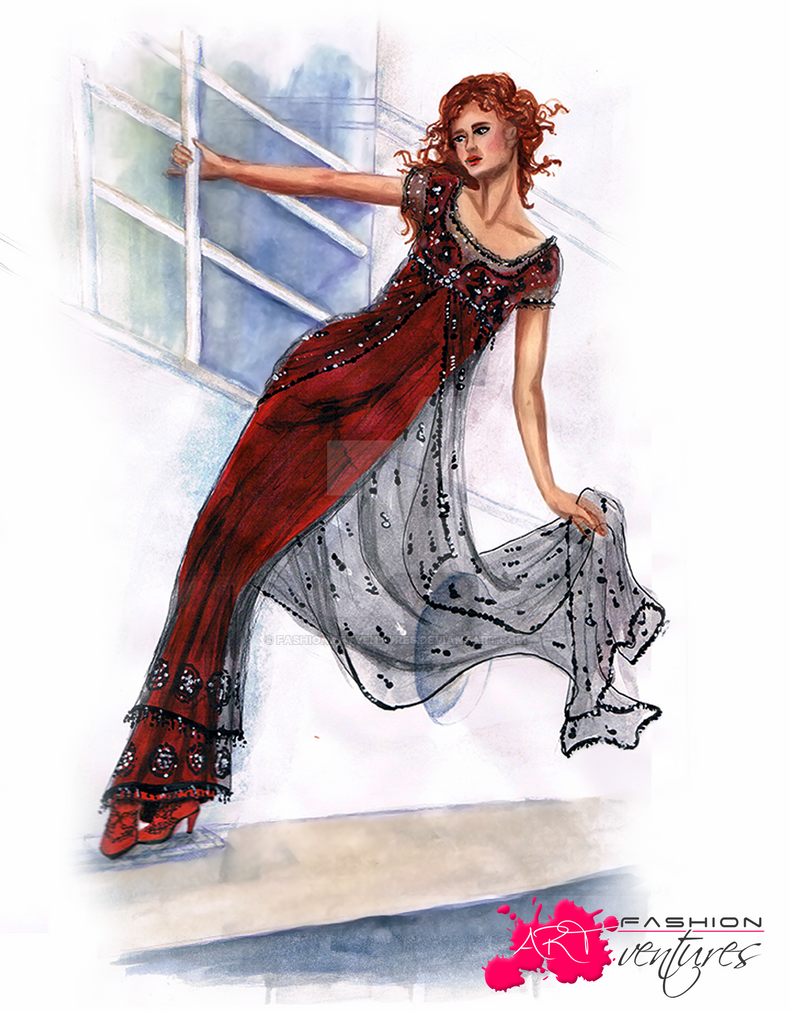 Rose 39 S Jump Dress Titanic By Fashionartventures On
