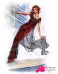 Rose's Jump dress | Titanic