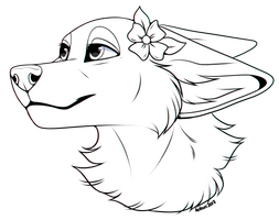 Silver Lining - Free To Use Base (+transparent) by AethonGryphon