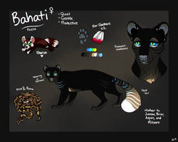 Gravity of Love - Bahati Reference 2019 by AethonGryphon
